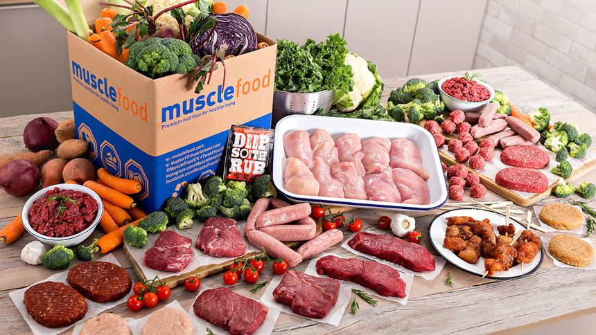 4 Free Prepped™ Meals. Clean Ingredients & Just £2.10 Each