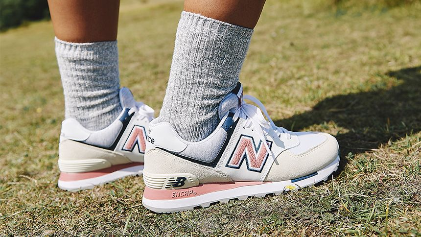 New Balance. 20% off for Carers