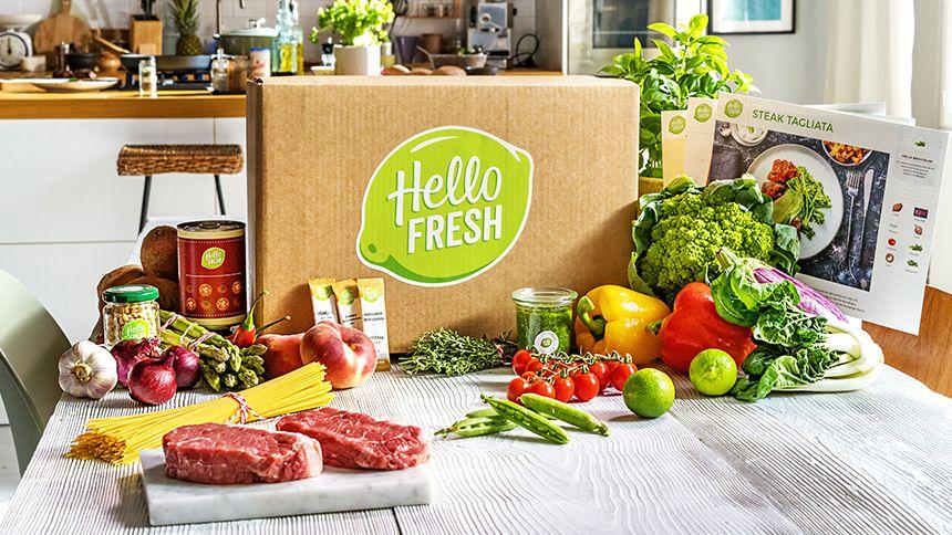 HelloFresh. 50% off every 5th recipe box