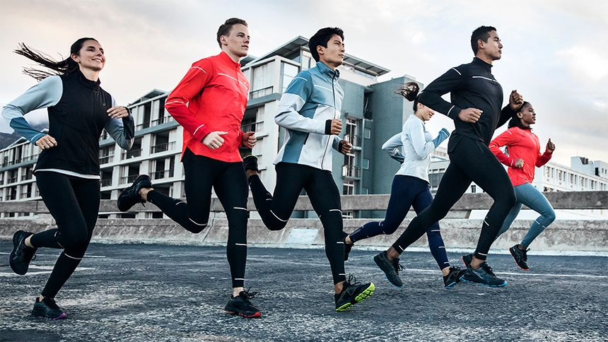 Running Shoes & Clothing. 20% Carers discount