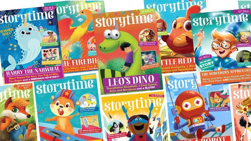 Kids Magazines - 20% Carers discount