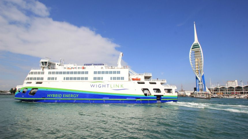 Isle of Wight Ferries - Up to 20% Carers discount