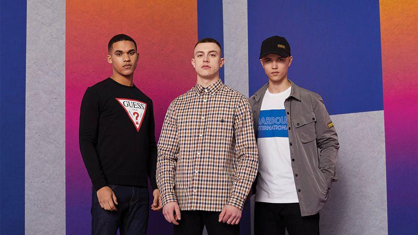 Scotts Menswear - 10% Carers discount