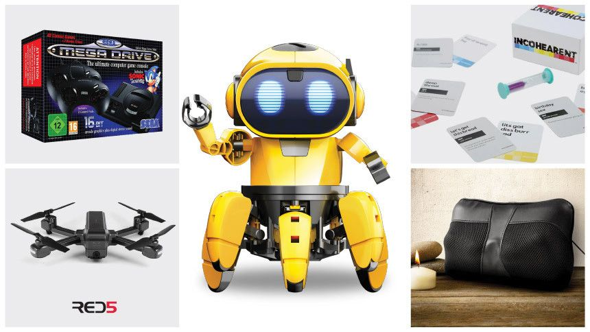 Gadgets, Present Ideas & Gifts - 10% Carers discount