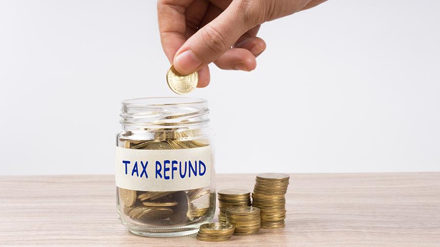 Online Tax Rebate - FREE estimate in just 2 minutes