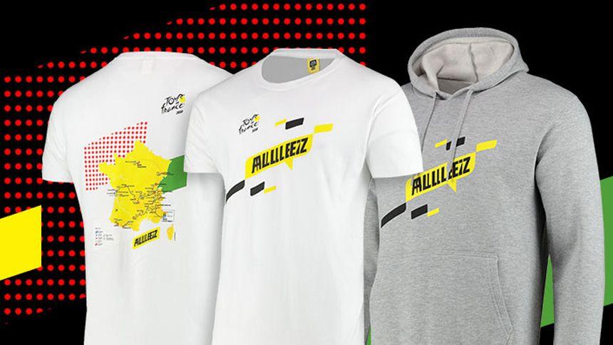 Tour De France Official Store - 5% Carers discount