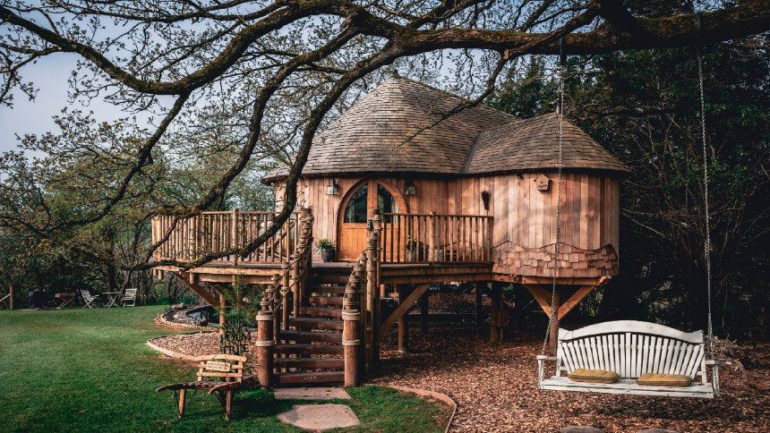 UK Glamping Holidays - £16 off for Carers