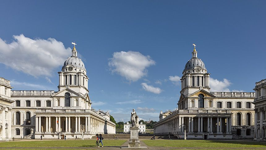 Old Royal Naval College - 10% off for Carers