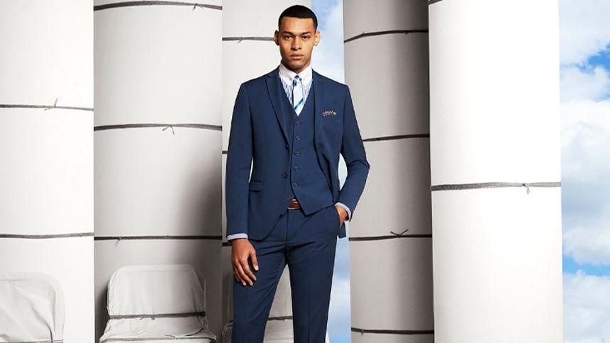Designer Menswear - 22% Carers discount